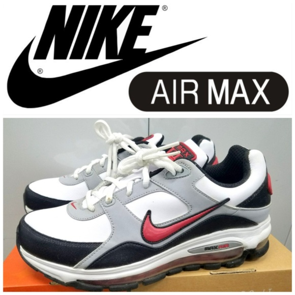 Sz Poshmark Air Mens Shoes Whiteredgrey Max Nike Brs 1000 75 cA7wKYqPy